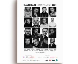 Kalendarz Dżentelmeni 2021