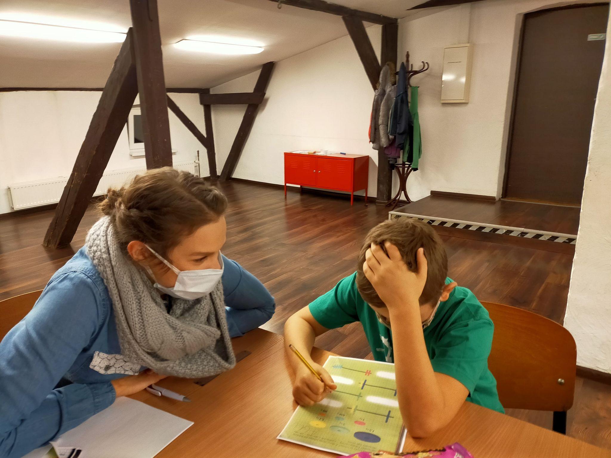 Pomagamy w nauce w Chorzowie