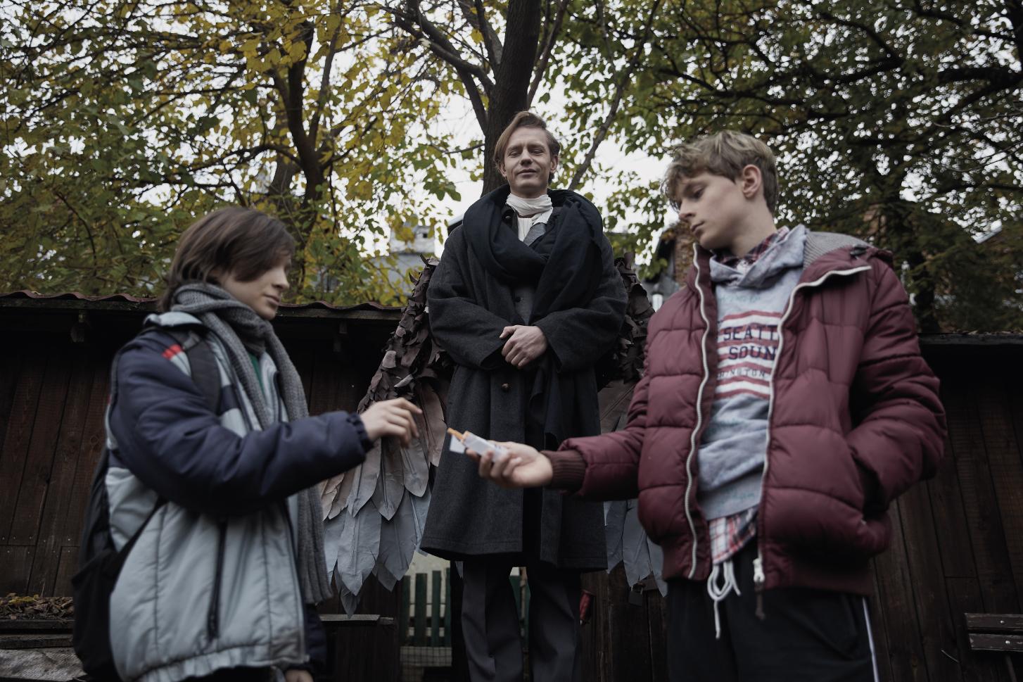 Moc Aniolow ma swoje granice pomoz dzieciom Dom Aniolow Strozow przekaz darowizne