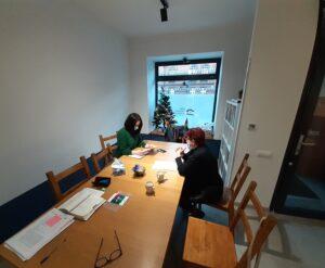 Spotkanie z prawnikiem w Centrum Wspierania Rodzin