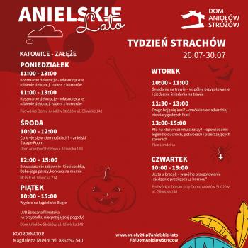Anielskie Lato - tydzien strachow - Katowice Zaleze